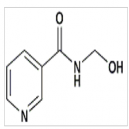 N-(Hydroxymethyl)nicotinamide